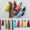 Suede Tassel - your choice of size and color