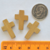 Wooden Crosses - 14x22mm,